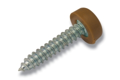 Brown Pan Head Screw