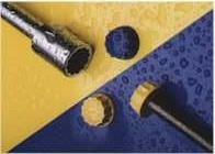Colour matching Polytops Socket Drive Screws